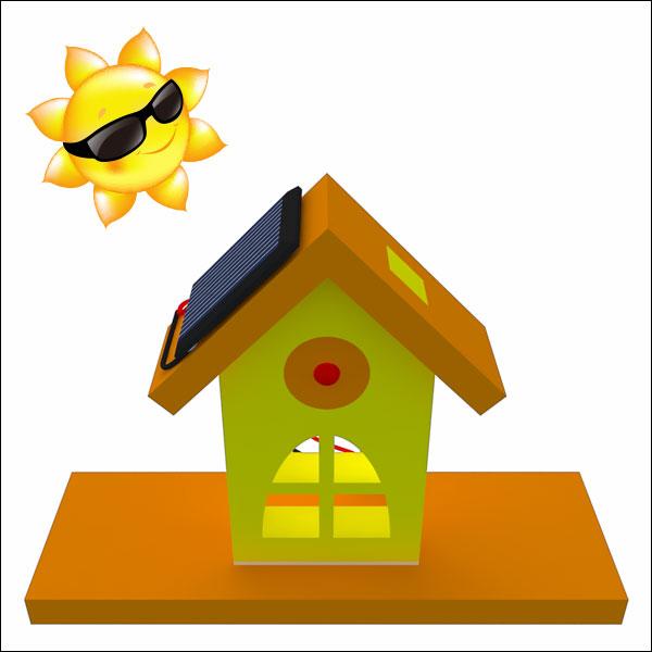 뉴 EVA 태양광 주택 만들기(1인용/5인용)