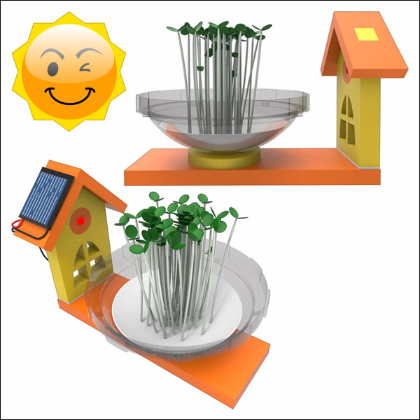 뉴 EVA 새싹 정원 만들기(일반형/태양광 주택형)