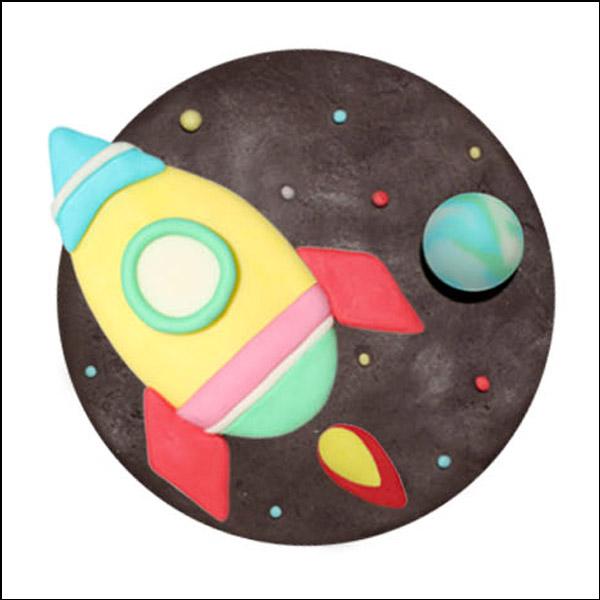 [척척박사네2095] 행성여행 우주선 비누(5세트)
