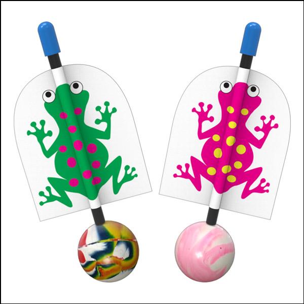 탱탱볼 점핑 개구리(1인용/5인용) - 초등과학실험키트 과학실험교구 과학키트