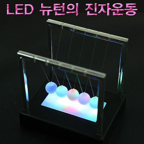 LED 뉴턴의 진자운동