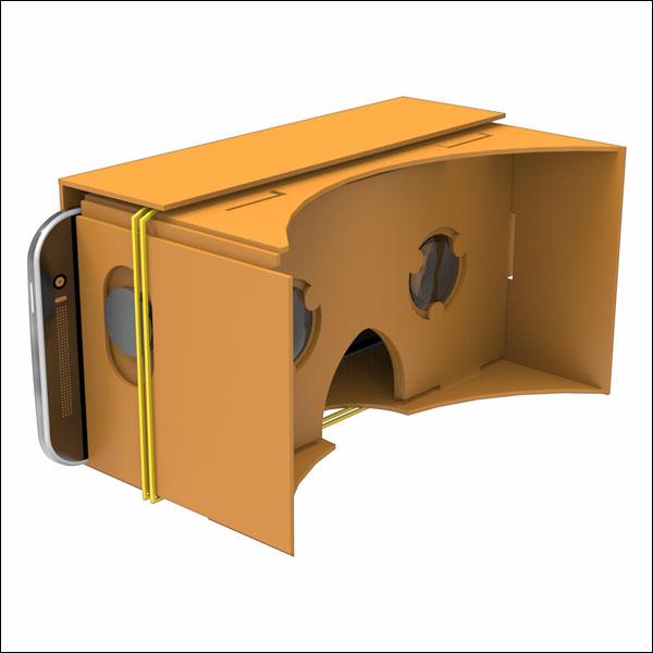 카드보드(3D VR) 만들기