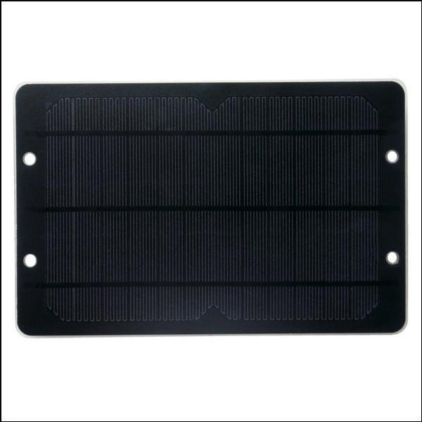 [척척박사네2052] 휴대용 태양광 야외 충전기