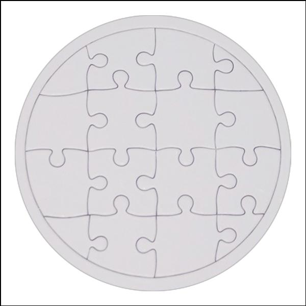 [척척박사네1937] 종이 원형 퍼즐