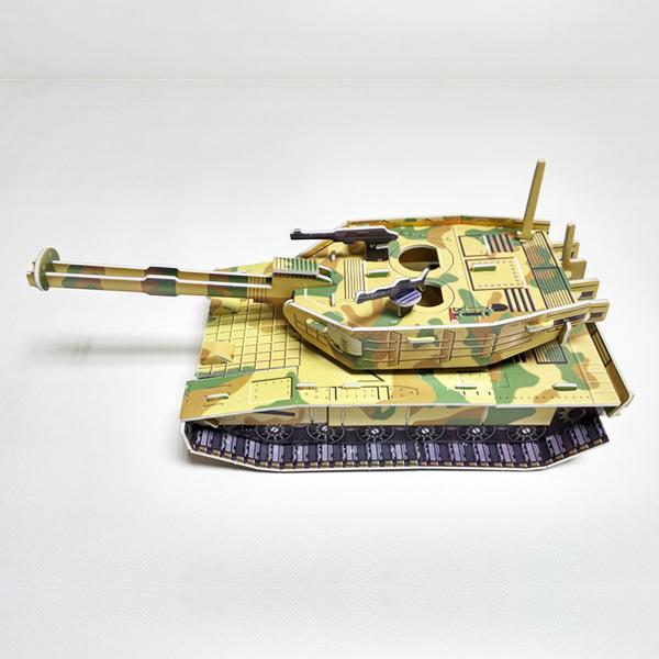 [척척박사네1930] 3D 입체퍼즐 탱크