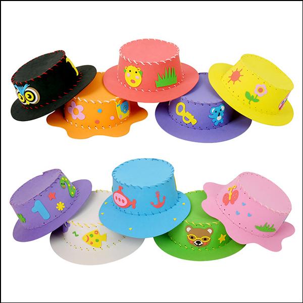 [척척박사네1925] EVA DIY 모자 만들기