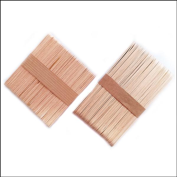 [척척박사네0974] 최고급 나무 스틱(중형 50개/대형 50개)