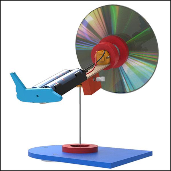[척척박사네2477] 자이로스코프 자동항법 비행기 원리(1인용/5인용)