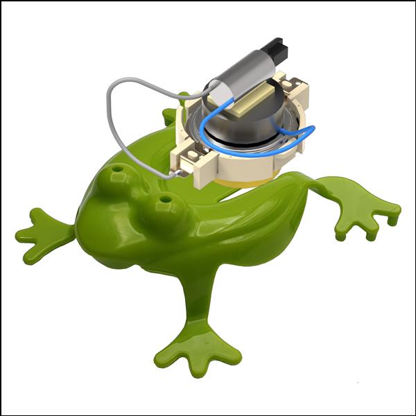[척척박사네2524]개구리 진동로봇(1인용/5인용)
