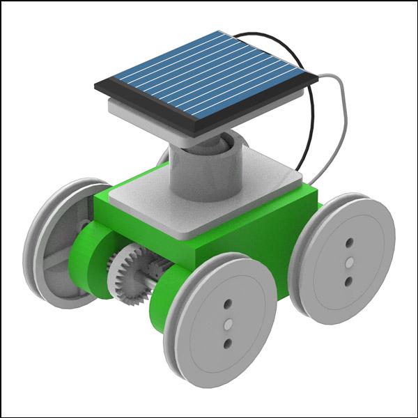 [척척박사네2520] 미니 꼬마 태양광 자동차