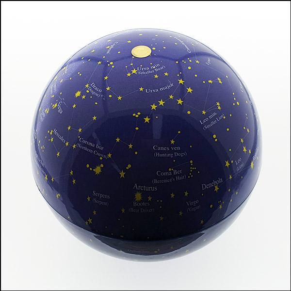 [척척박사네2568] LED 회전 사계절 별자리 본