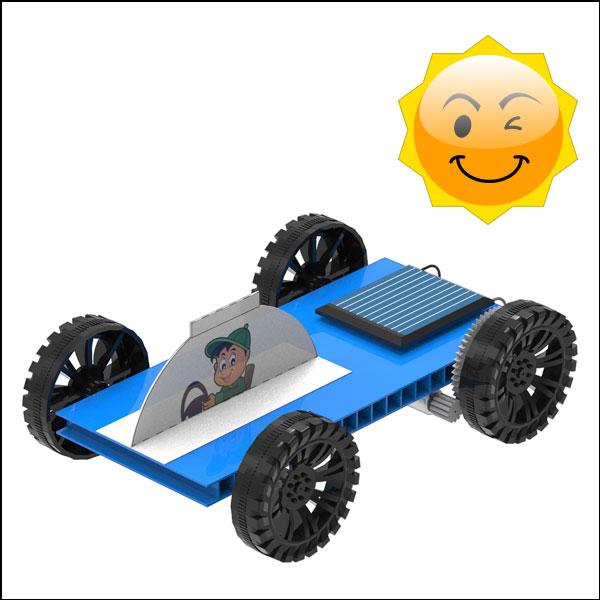 [척척박사네2611] 마이 태양광 자동차