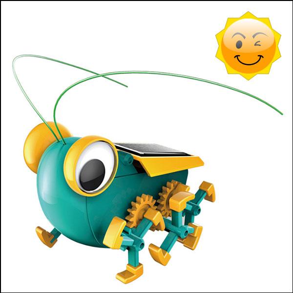 [척척박사네2614] 태양광 메뚜기 로봇 키트