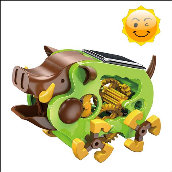 [척척박사네2615] 태양광 멧돼지 로봇 키트