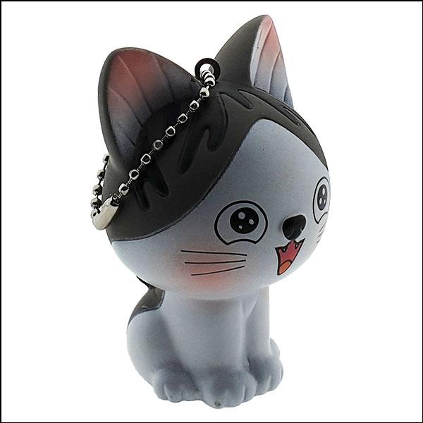 [척척박사네2651] 고양이 열쇠고리(키홀더)