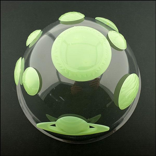 [척척박사네2869] 야광 태양계 행성 모형 만들기