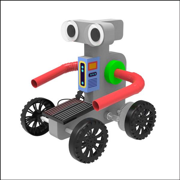[척척박사네2911] 슈퍼레이스 태양광로봇