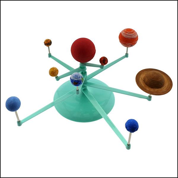 [척척박사네3092] 태양계 행성 모형 키트