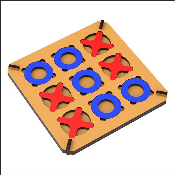 [척척박사네3140] DIY 틱택톡 삼목 보드게임