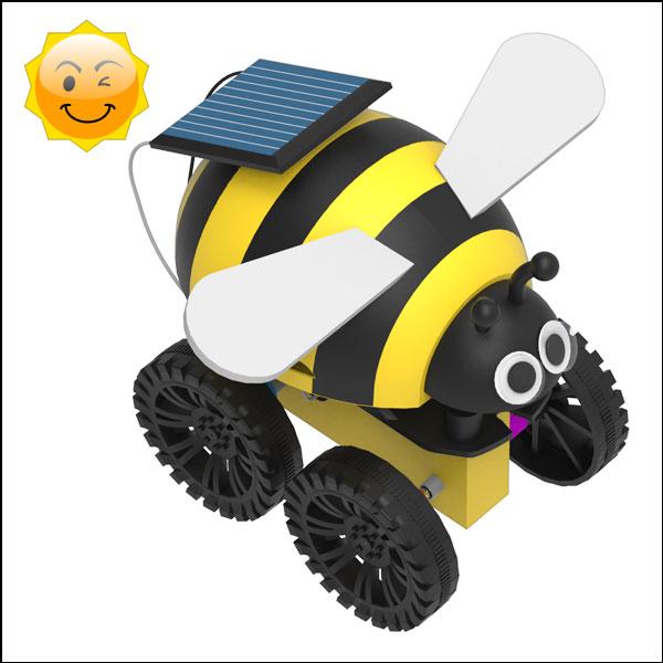 꿀벌 태양광 자동차