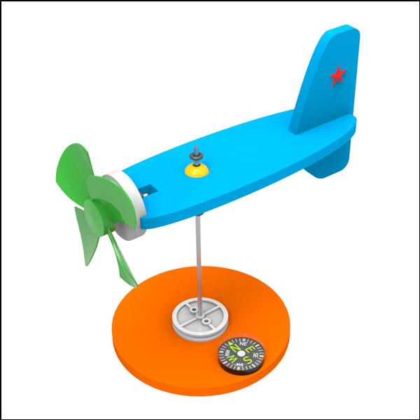 프로펠러 풍향풍속계(1인용/5인용)