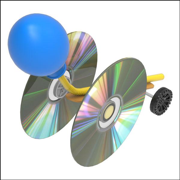 CD 풍선자동차(1인용/5인용)