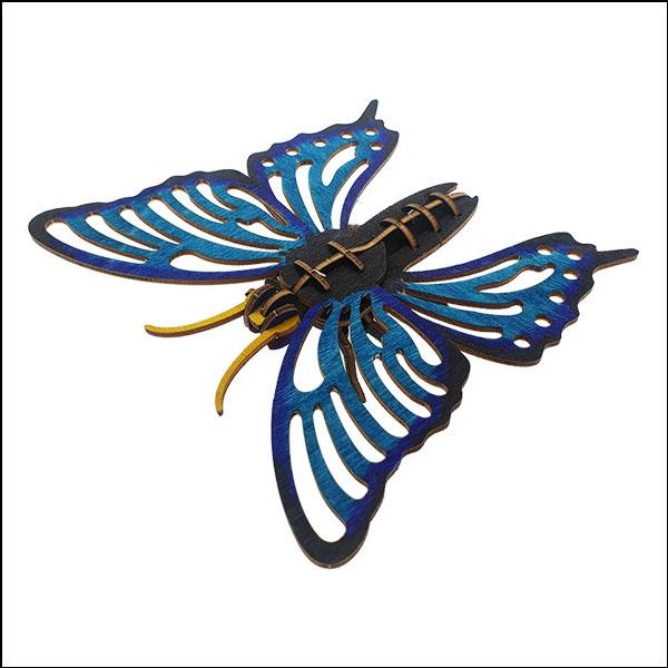 DIY 입체 곤충 퍼즐(나비)-20pcs