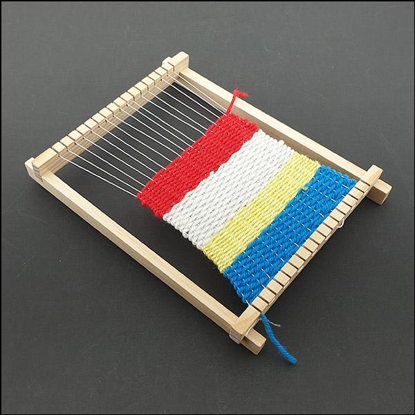 DIY 베틀짜기(편직기/직조기)