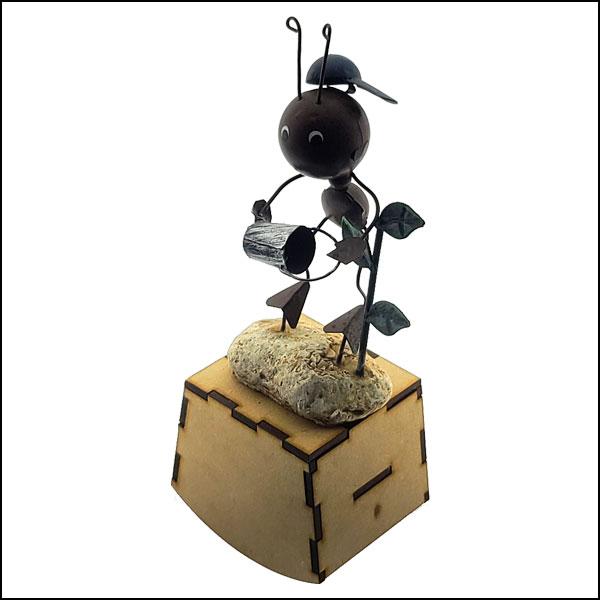 [척척박사네3587] DIY 흔들흔들 오르골 뮤직박스(양철 개미) 만들기