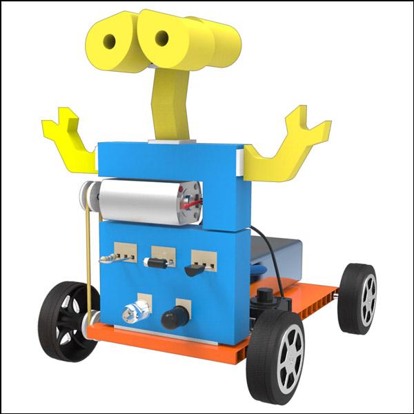 [척척박사네1839] 광센서 따라오는 탐사로봇